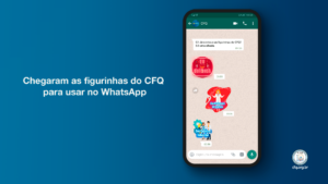 Figurinhas do Sistema CFQ/CRQs para Whatsapp